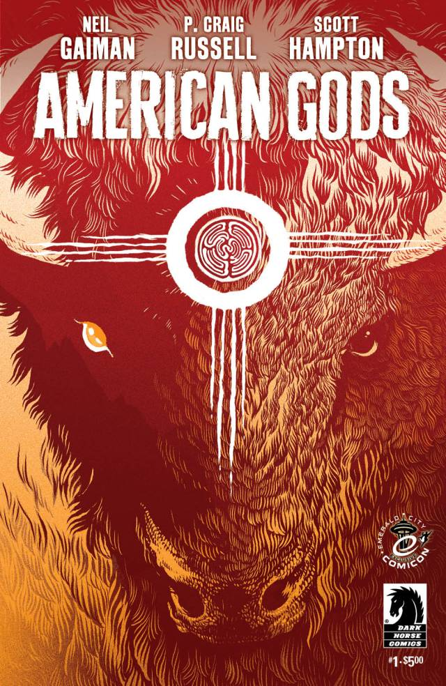 American Gods variant cover