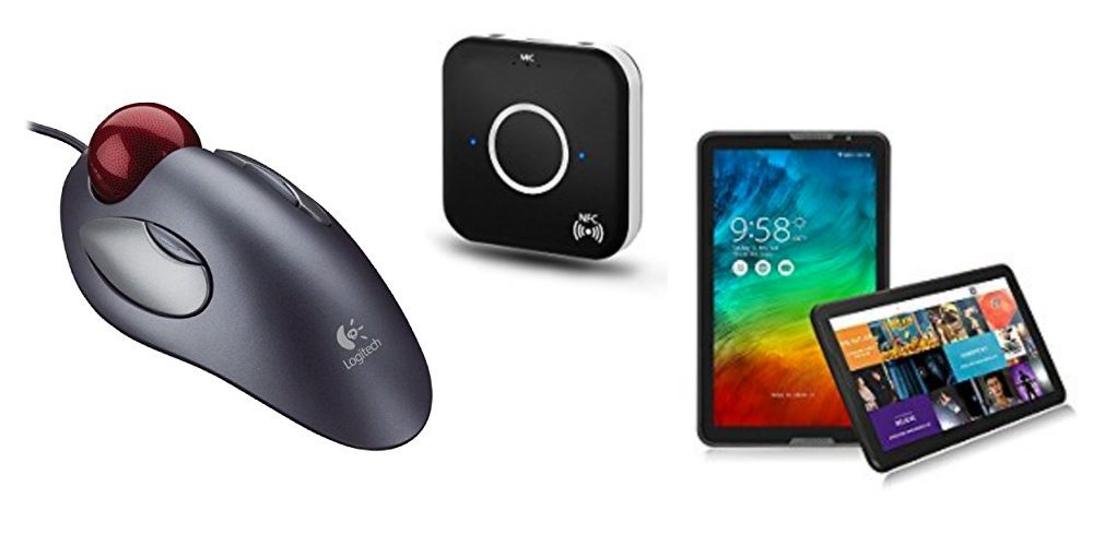 Save Big on Mice and Keyboards, Bluetooth Receivers, and a $66 Android Tablet – Daily Deals!