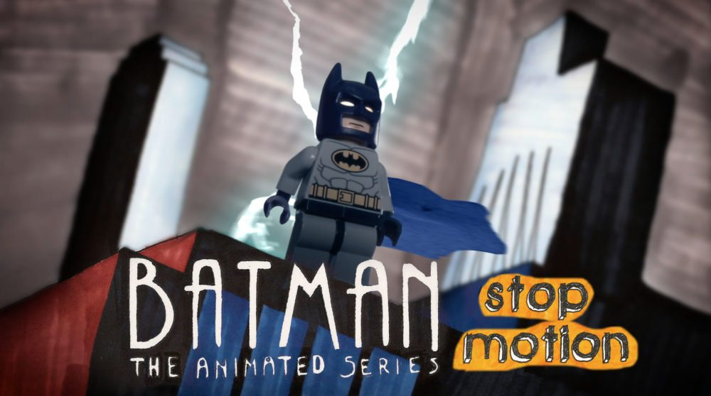 LEGO 'Batman: The Animated Series' Is All Kinds of Awesome