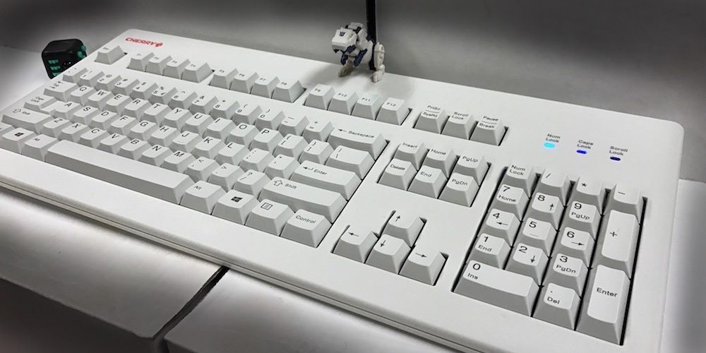 Cherry MX Board Silent Is a True Stealth Mechanical Keyboard