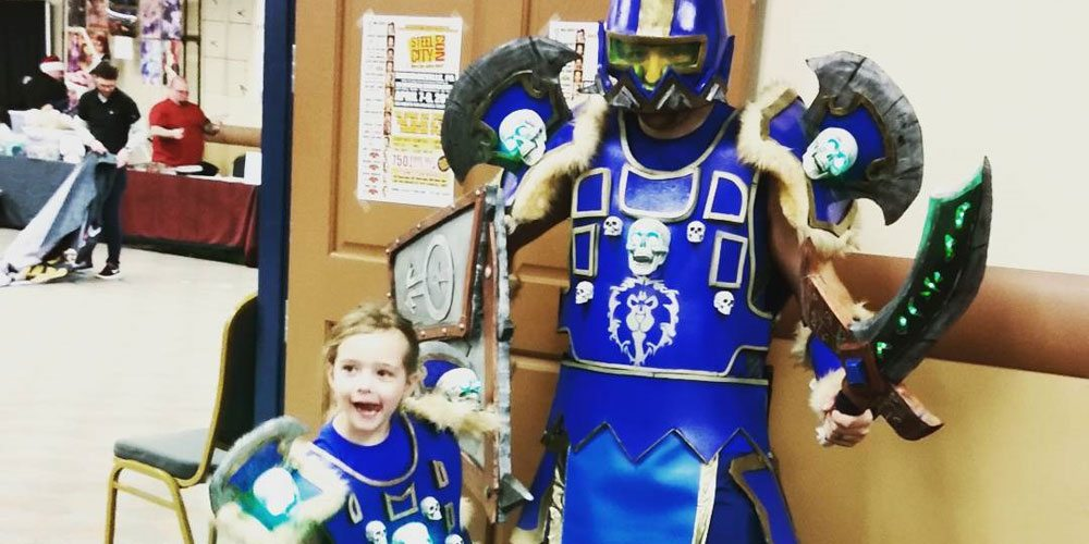Cosplay Family Spotlight: Crunchums Custom Cosplay