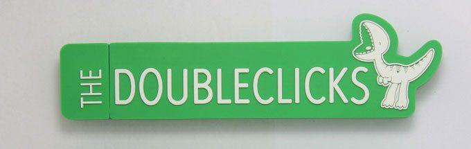 Doubleclicks USB drive