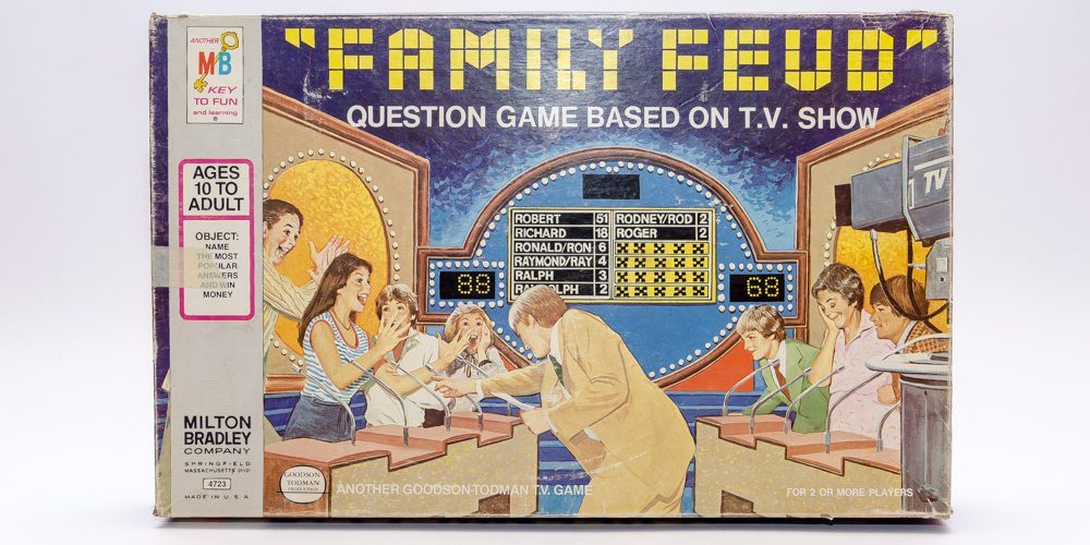 Missing Pieces: 'Family Feud'
