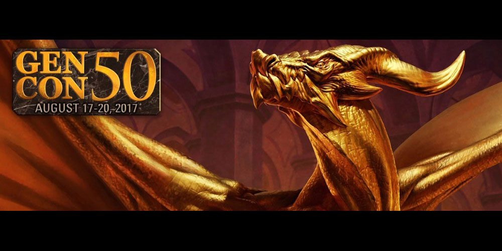 It's Time to Pre-Register for Gen Con 50!