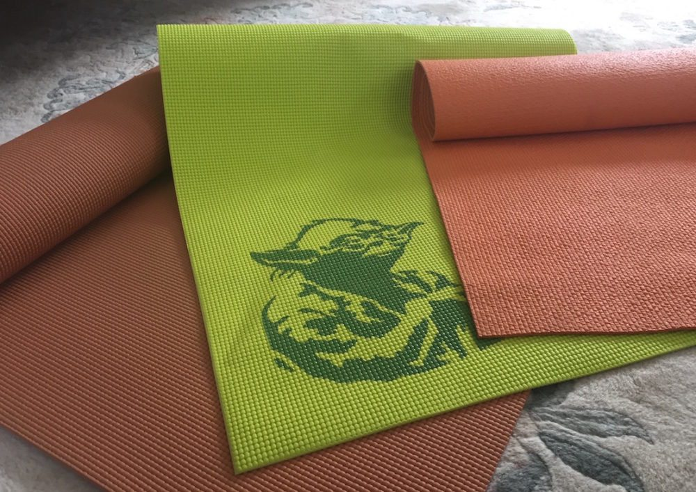 Yoda Yoga Mat