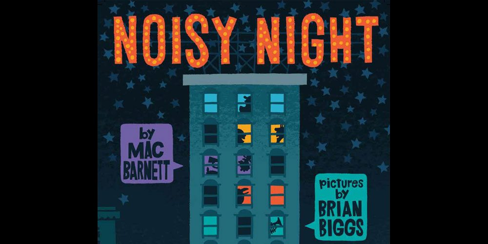 GeekDad Giveaway: Get an Early Look at 'Noisy Night'!