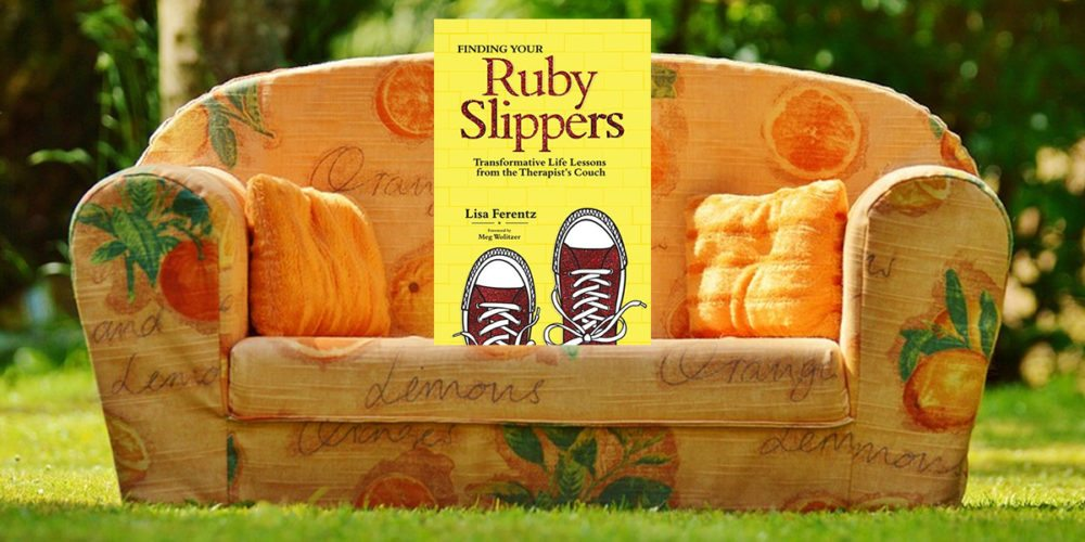 Finding Your Ruby Slippers  Image: Smith Publicity