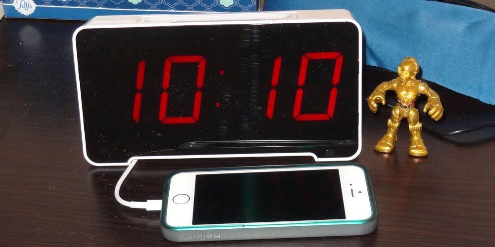 Power Nap With the Sandman Clock