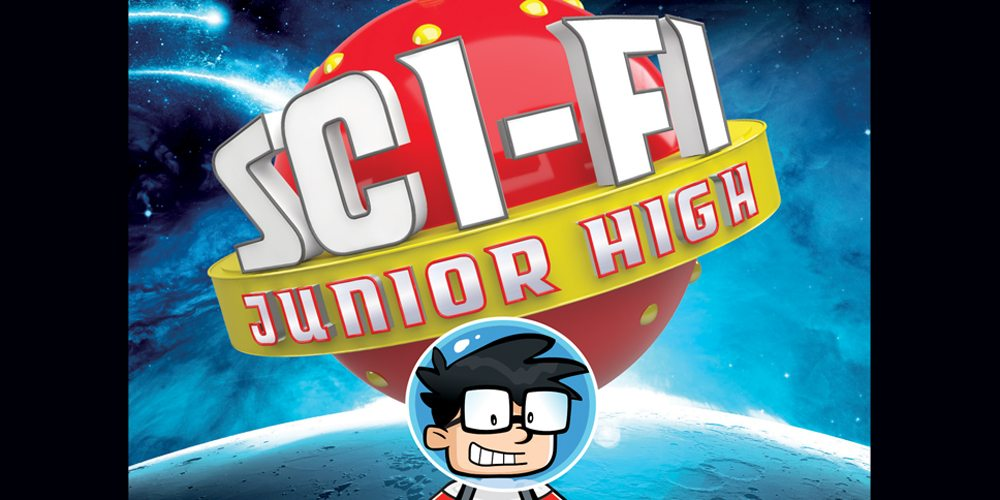 Sci-Fi Junior High, Image: Jimmy Patterson