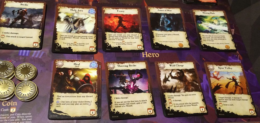 Shadowrift hero cards