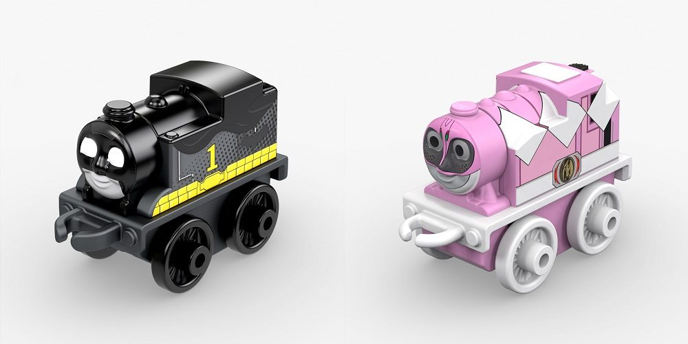 Cowabunga! Thomas & Friends Morph Into DC Superheroes!