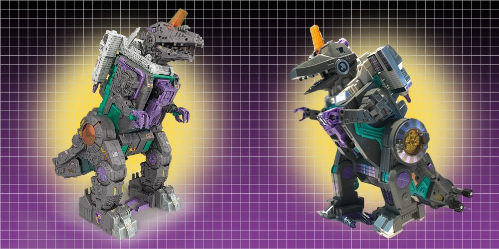 Transformers Fan Favorite Titans Return Trypticon Revealed – How Does It Compare to G1?