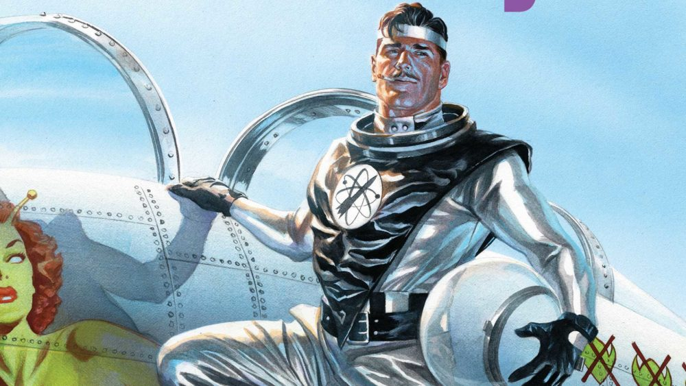 """Astro City"" Hits 100 Issues"