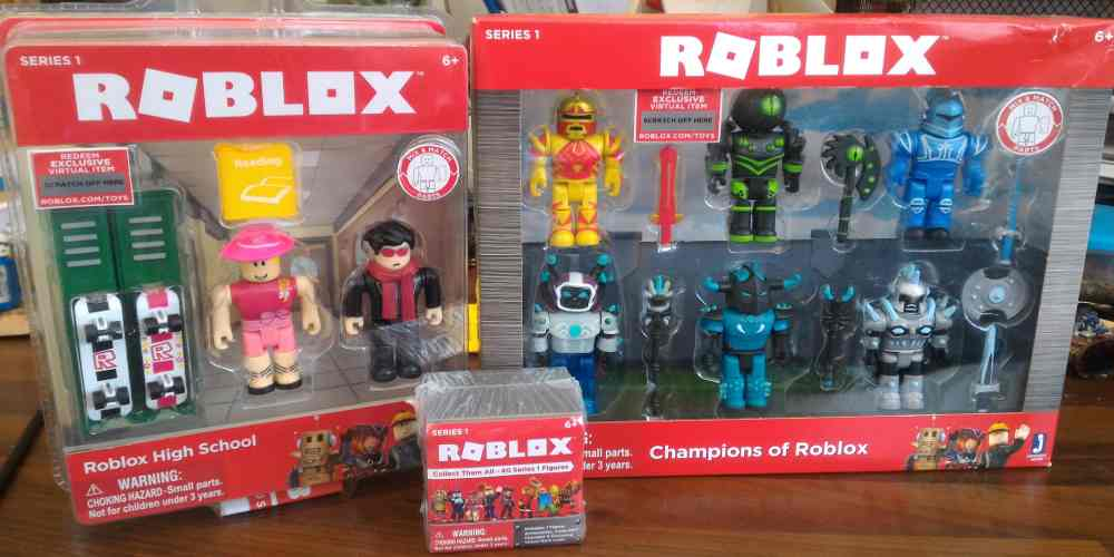 'Roblox' Steps From the Screen to the Toybox