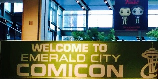 An Introvert's Lessons From the Con: Day One