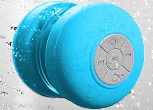 GeekDad Daily Deal: Bluetooth Shower Speaker