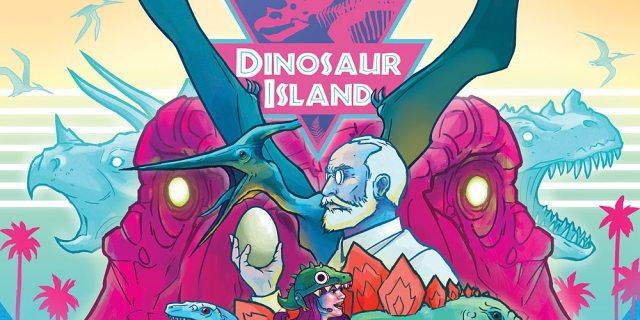 Dinosaur Island, Image: Pandasaurus Games
