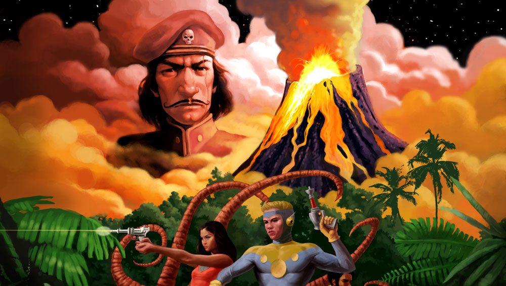 Kickstarter Tabletop Alert: Return to 'The Island of Doctor Necreaux'