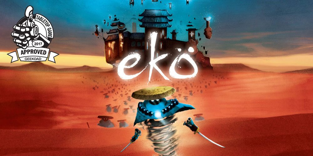 Attack, Construct, and Reinforce in 'Ekö'
