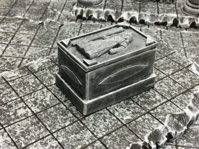 Finished Tomb