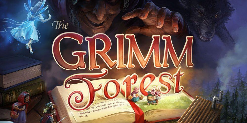 Kickstarter Tabletop Alert: 'Grimm Forest'