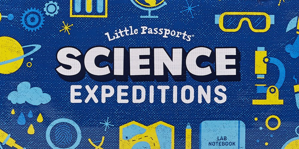 Little Passports: Science Expeditions, Image: Little Passports