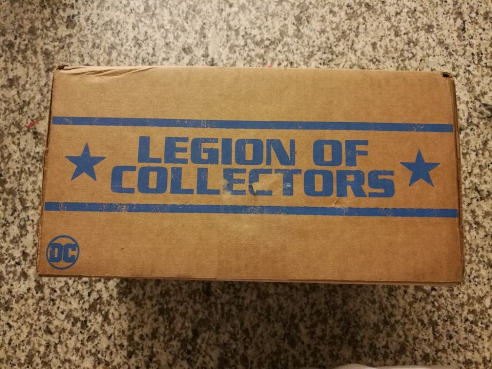 Review: Legion of Collectors March: Look, Up in the Sky!