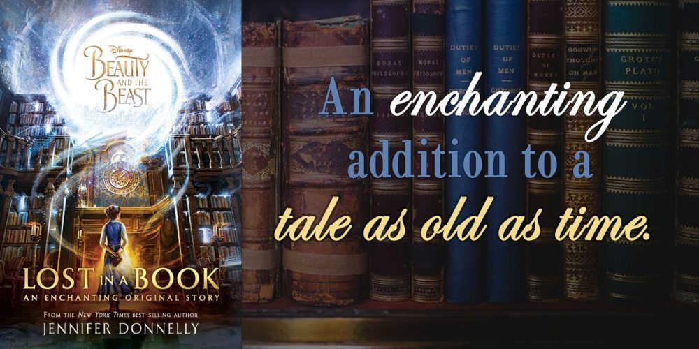 'Beauty and the Beast: Lost in a Book – An Enchanting Original Story'