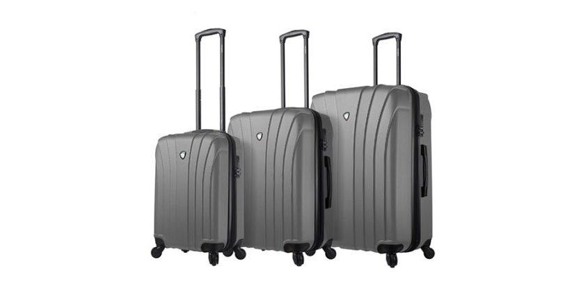 GeekDad Daily Deal: Mia Toro M1215 3-Piece Luggage