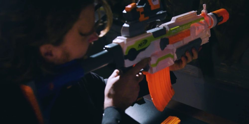 'Nerf John Wick' is Exactly What You Think; As Awesome As You'd Hope