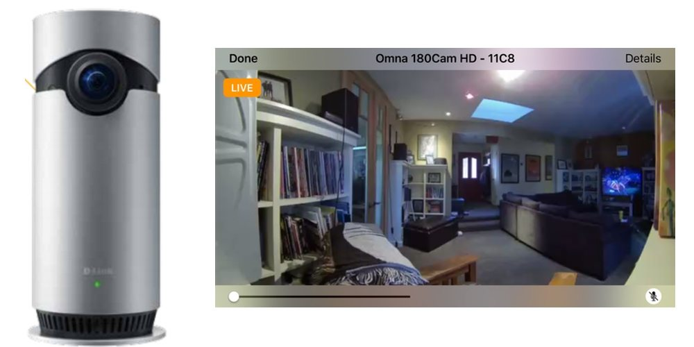 Gadget Bits Review: Omna 180 Cam HD Is the Easiest Wi-Fi Camera Yet