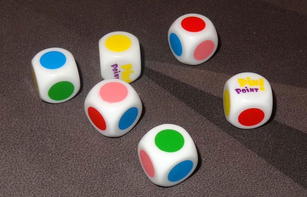 Pin Point dice