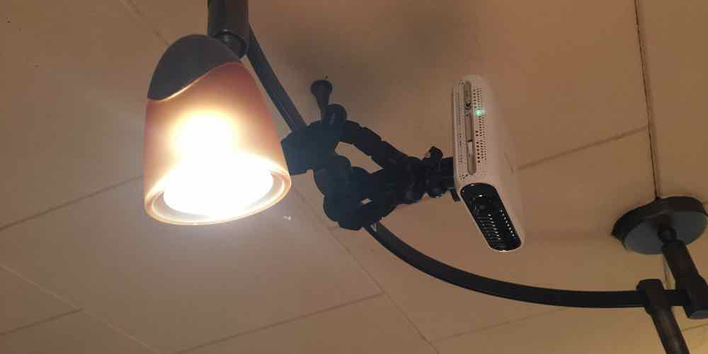 Touchjet Pond Ceiling Mount
