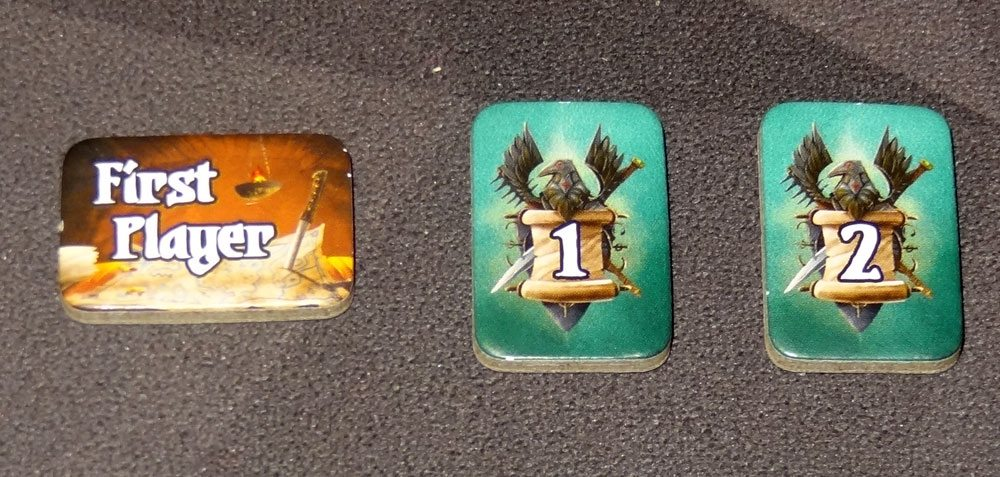 Quests of Valeria tokens