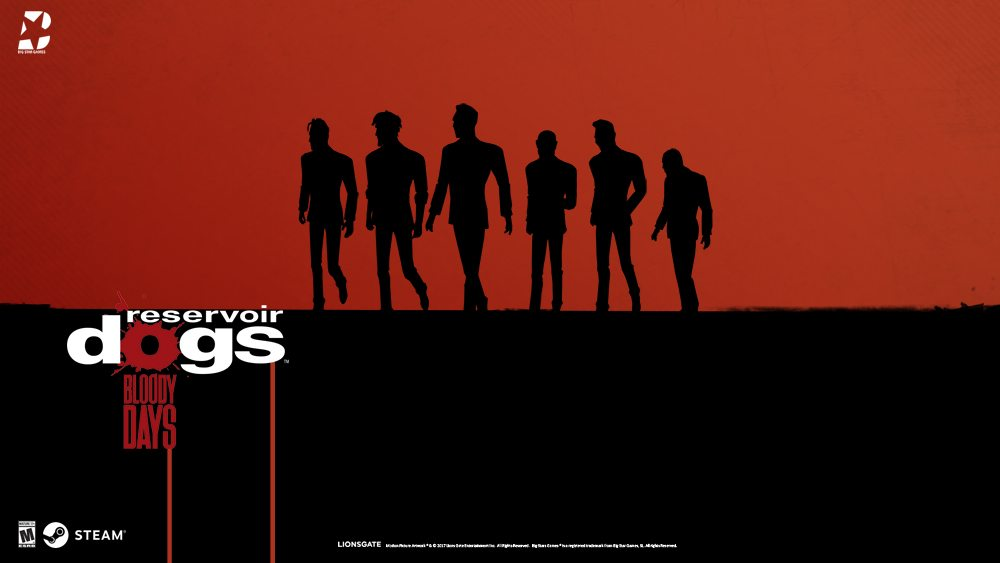 'Reservoir Dogs': The Video Game Preview