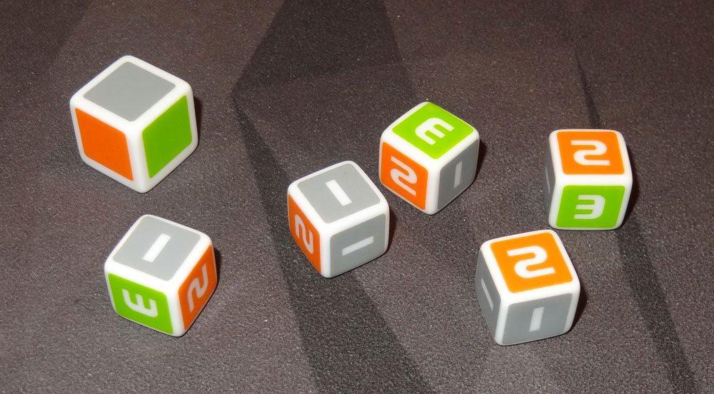 Rally Roll dice