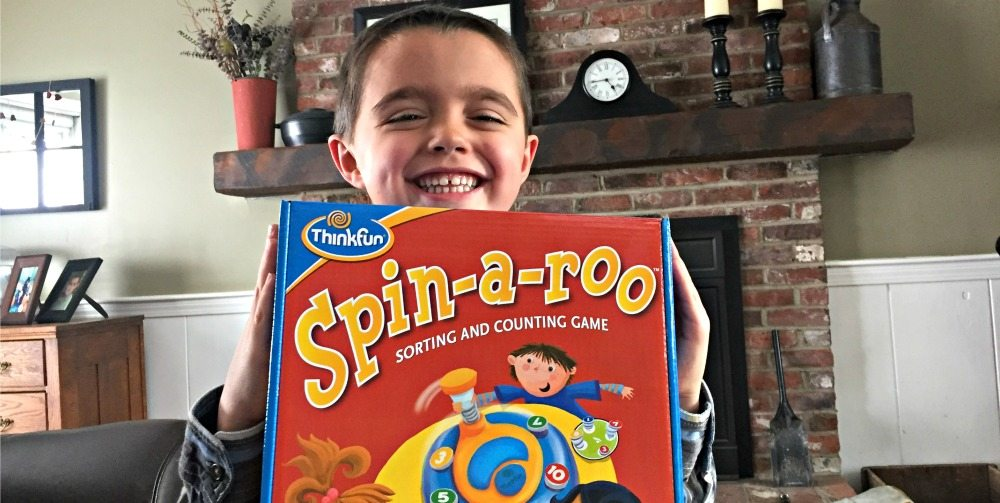 Spark an Interest in Math With 'Spin-a-Roo'!