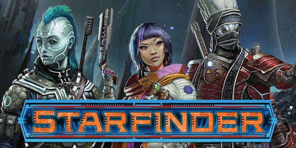 Starfinder Featured