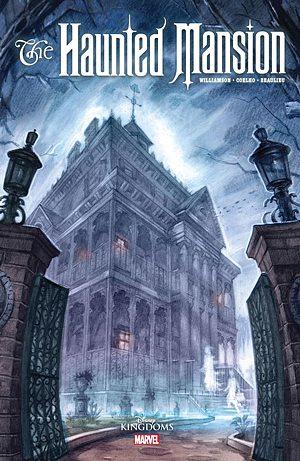 The Haunted Mansion, Image: Disney Kingdoms
