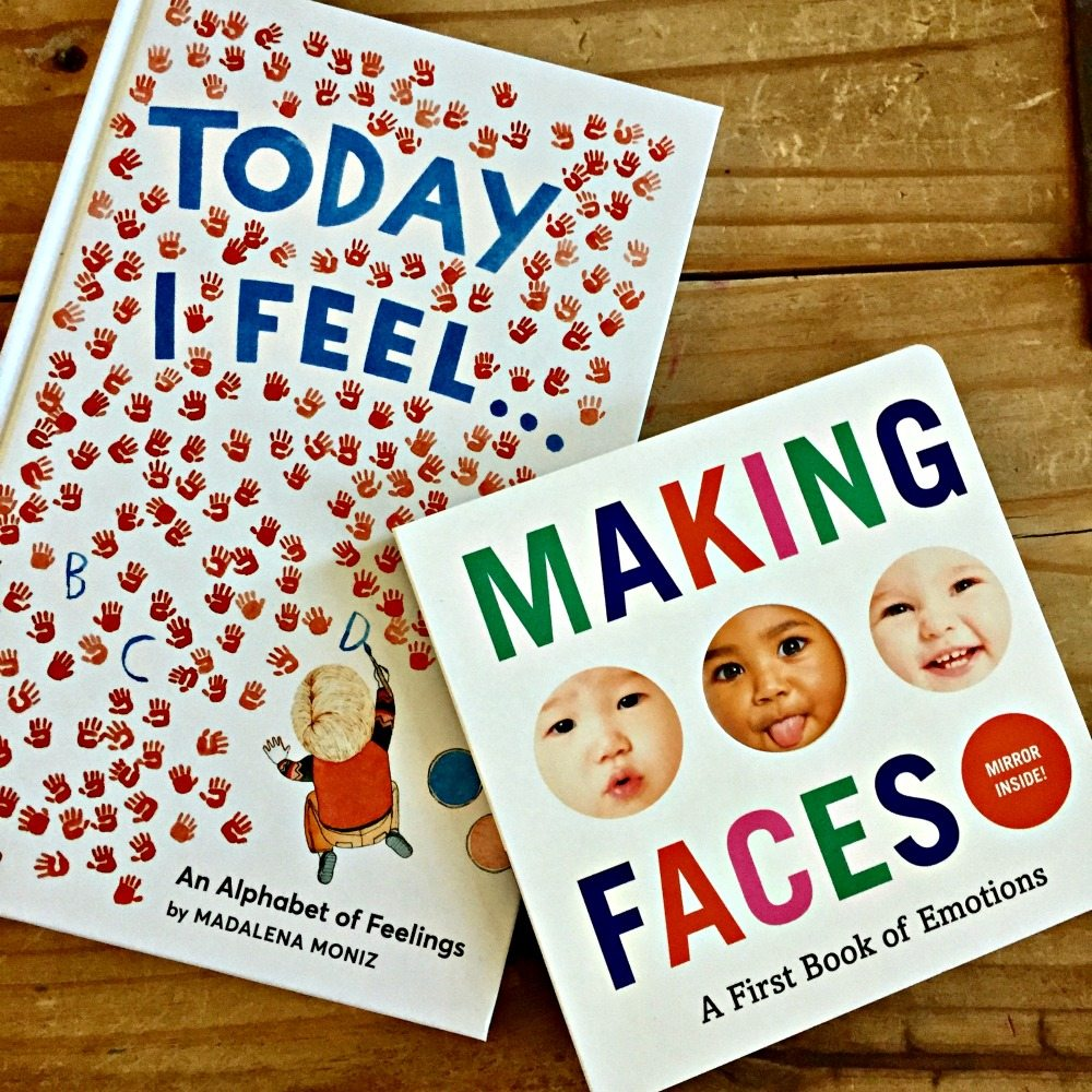 Using Books to Help Children Identify Emotions | Caitlin Fitzpatrick Curley, GeekMom