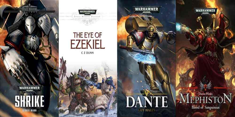 Scouring the Black Library: New Releases March 2017