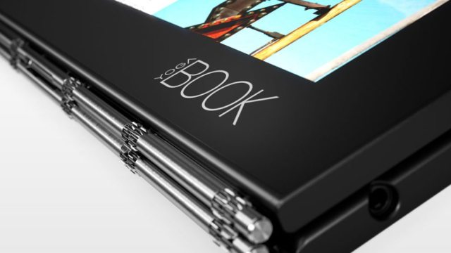 Review Lenovo Yoga Book Windows Version Makes Certain Tasks A Dream Geekdad