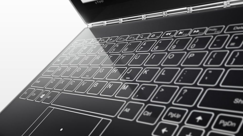 Review: Lenovo Yoga Book Windows Version Makes Certain Tasks
