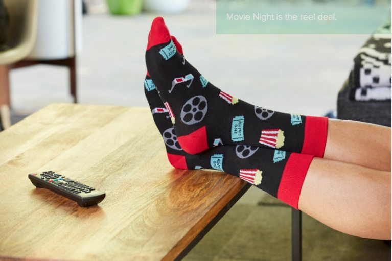 Spring Forward Into Sock It To Me's New Spring Line