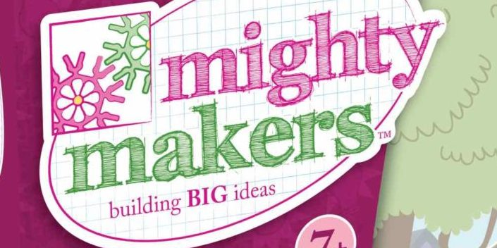 The Dynamic Duo Reviews K'Nex 'Might Makers Inventor's Clubhouse'