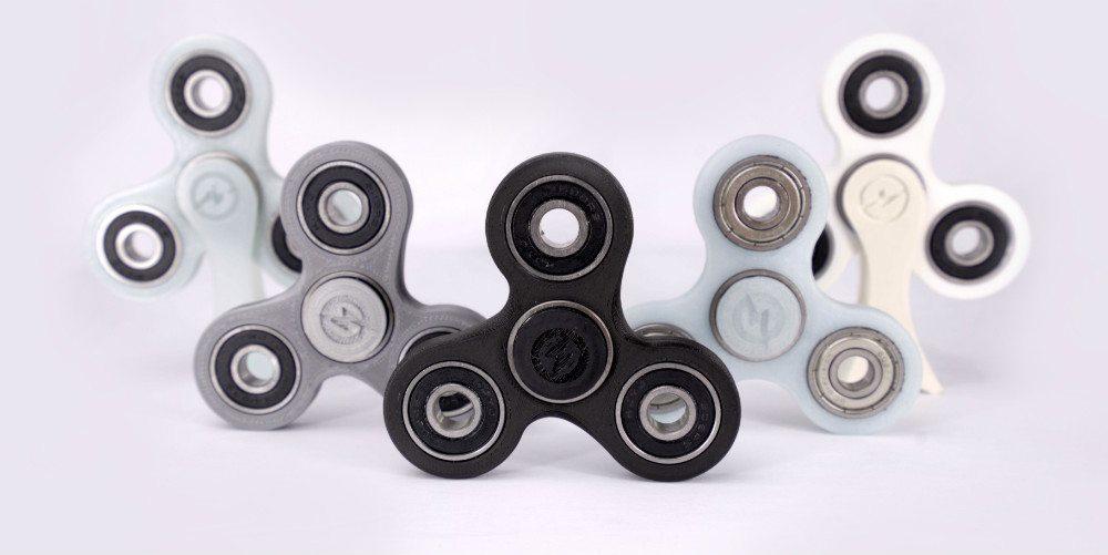 "Kickstarter Alert: Revo ""Exotic"" Fidget Spinners"