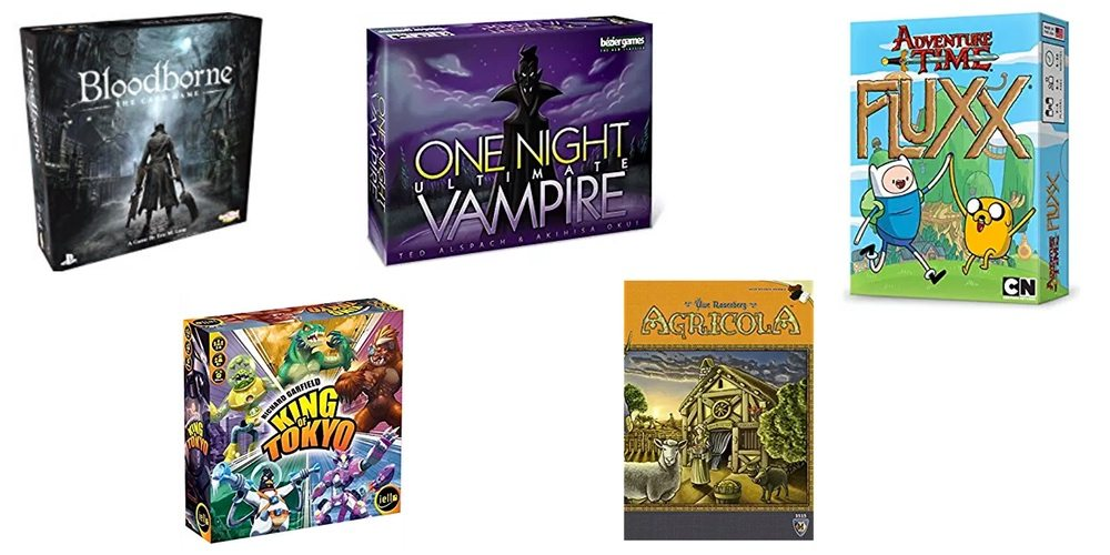 Save Up To 40% Off Tabletop Games on Amazon Today – Daily Deals!