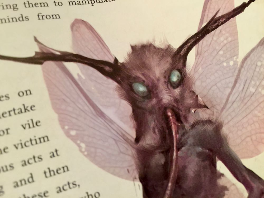 Image of Demon Moth