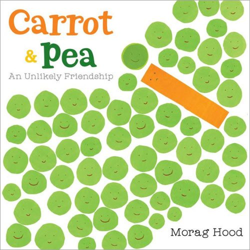 Carrot & Pea: An Unlikely Friendship