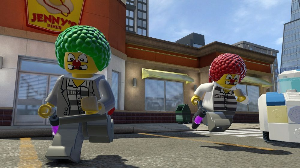 LEGO City Undercover Launch Trailer Invites You to Join the Chase